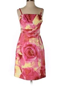 New York & Company Floral dress